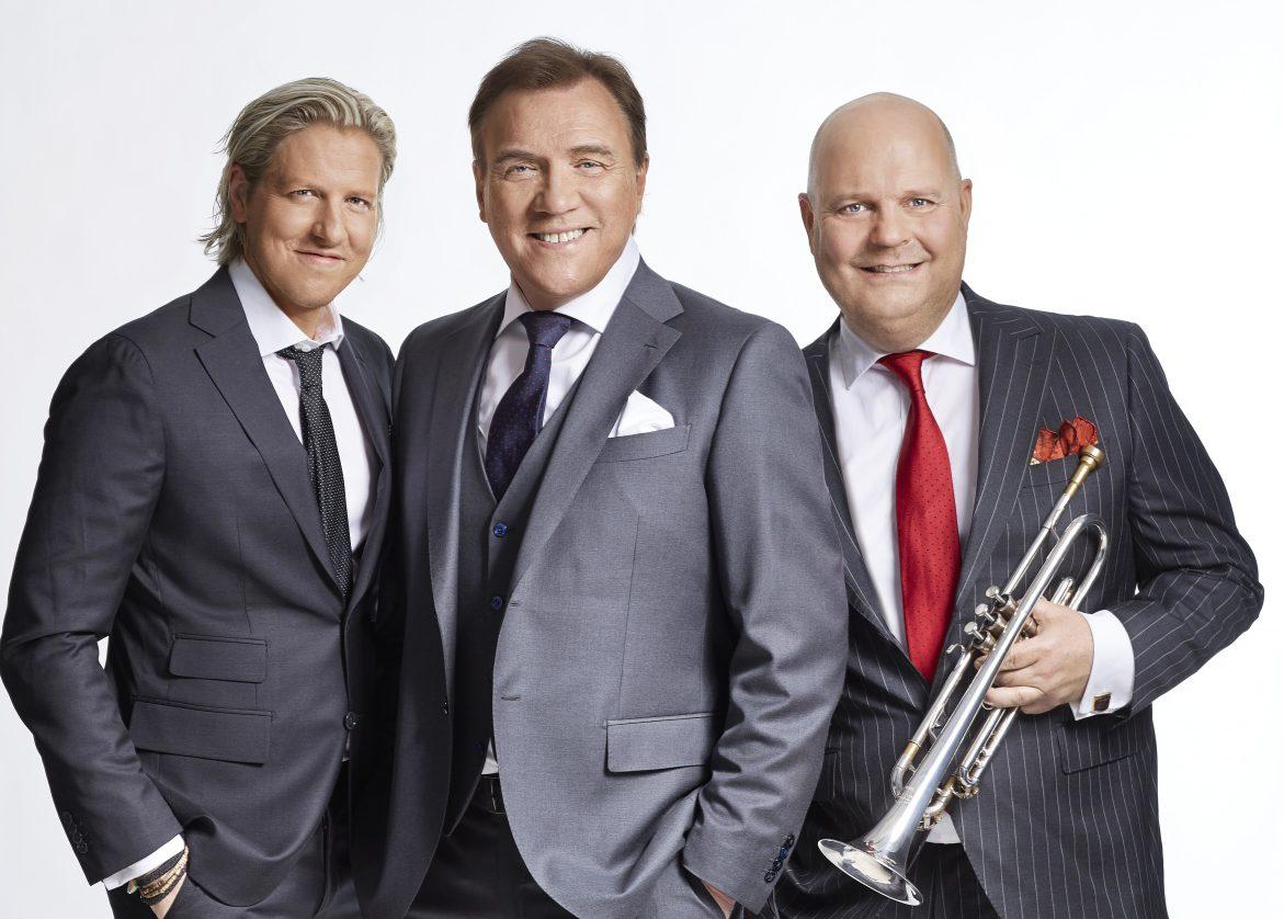 Turné med Christer Sjögren och I Juletid