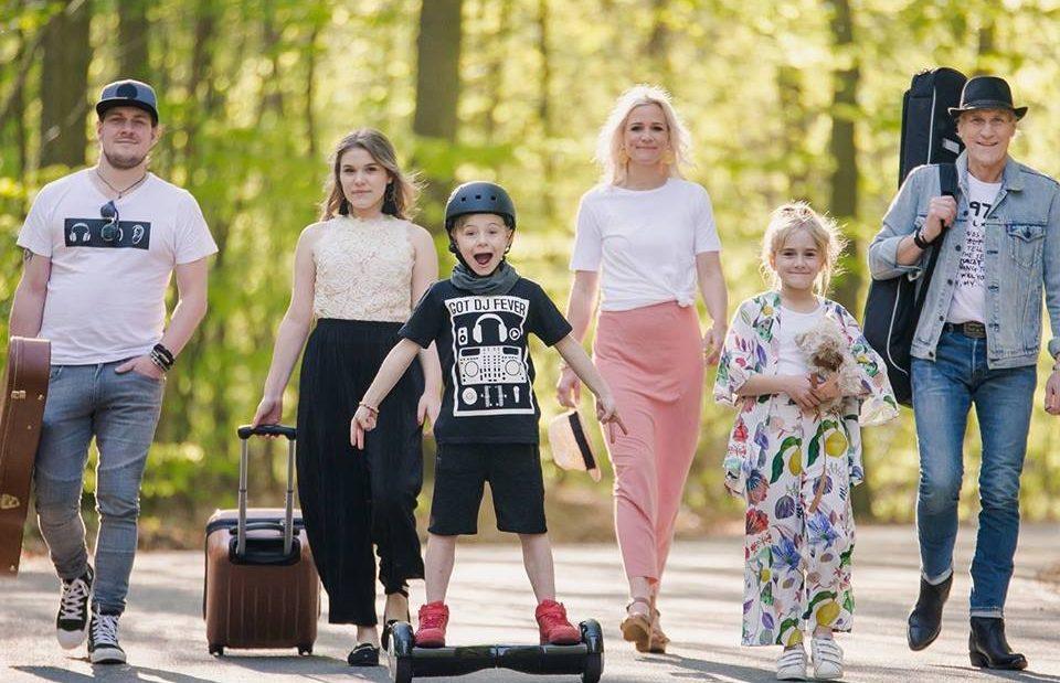 Familjen Sigfridsson