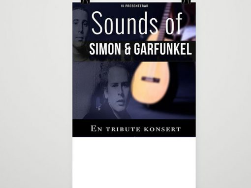 Affisch/poster Sounds of Simon & Garfunkel